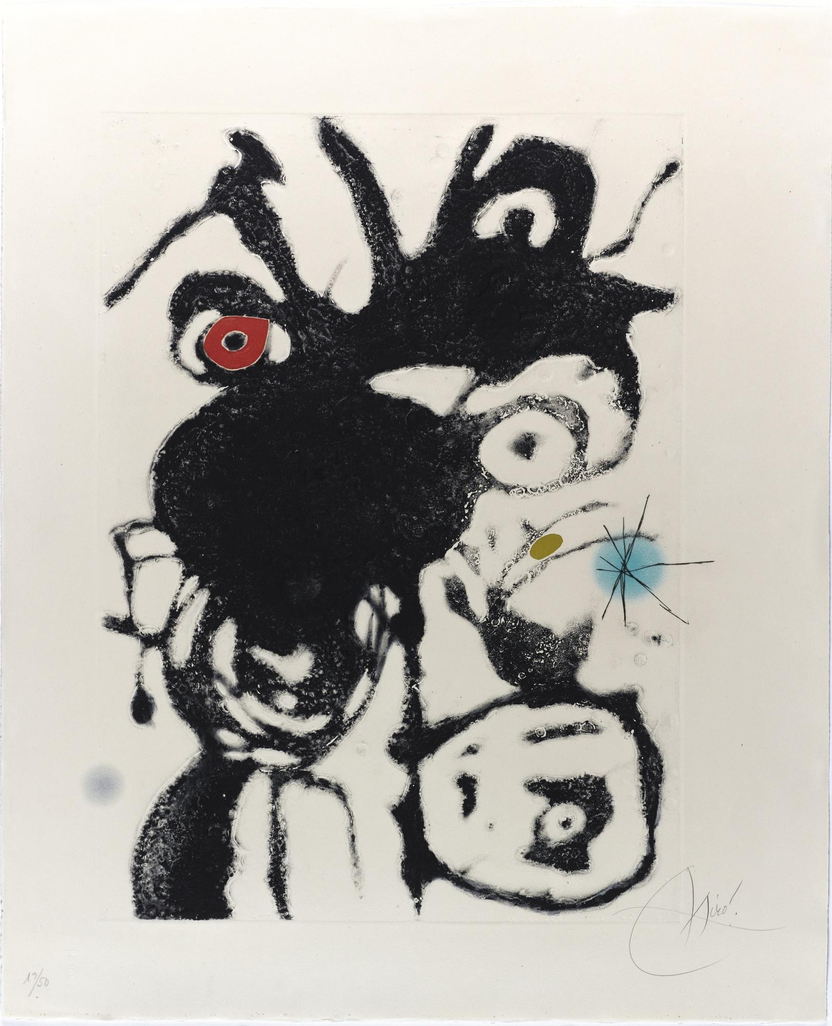Joan Miro-Espriu - Miro (D. 869 And 872)-
