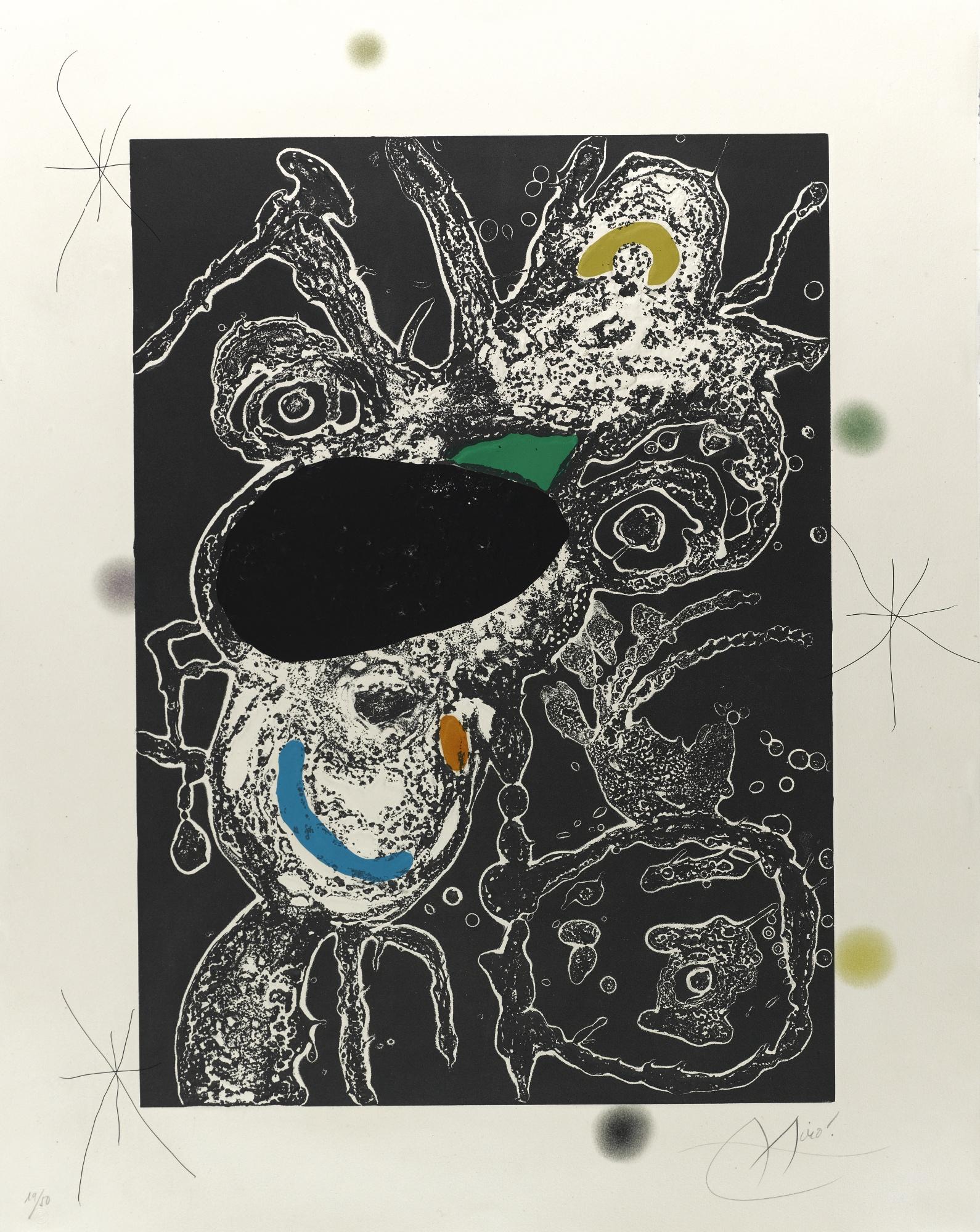 Joan Miro-Espriu - Miro (D. 871)-1975