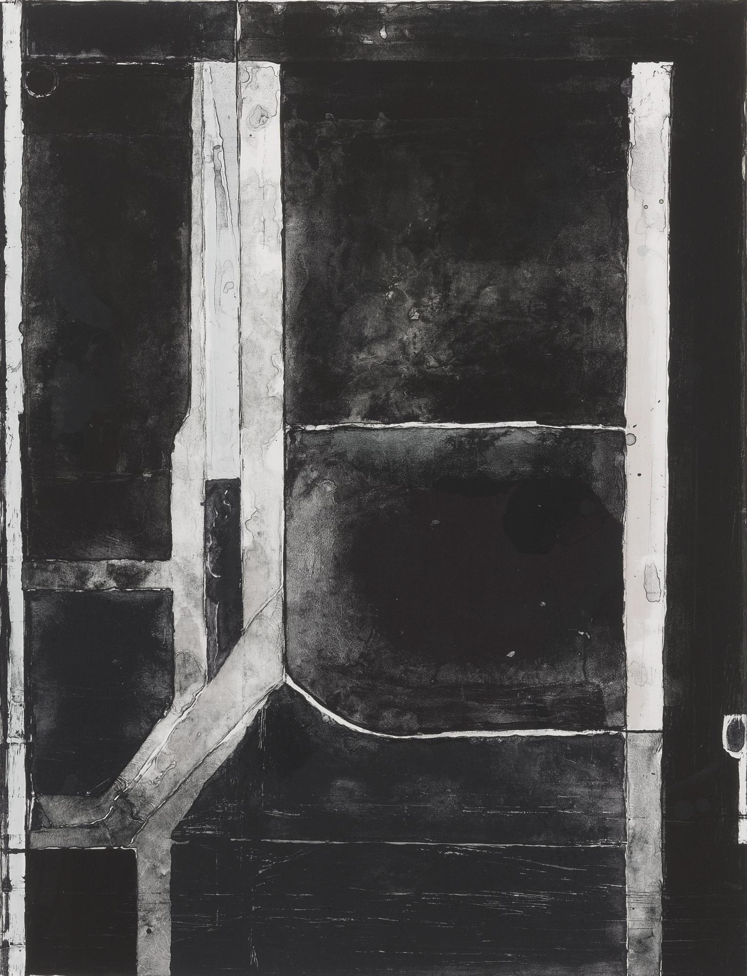 Richard Diebenkorn-Greyland-1986