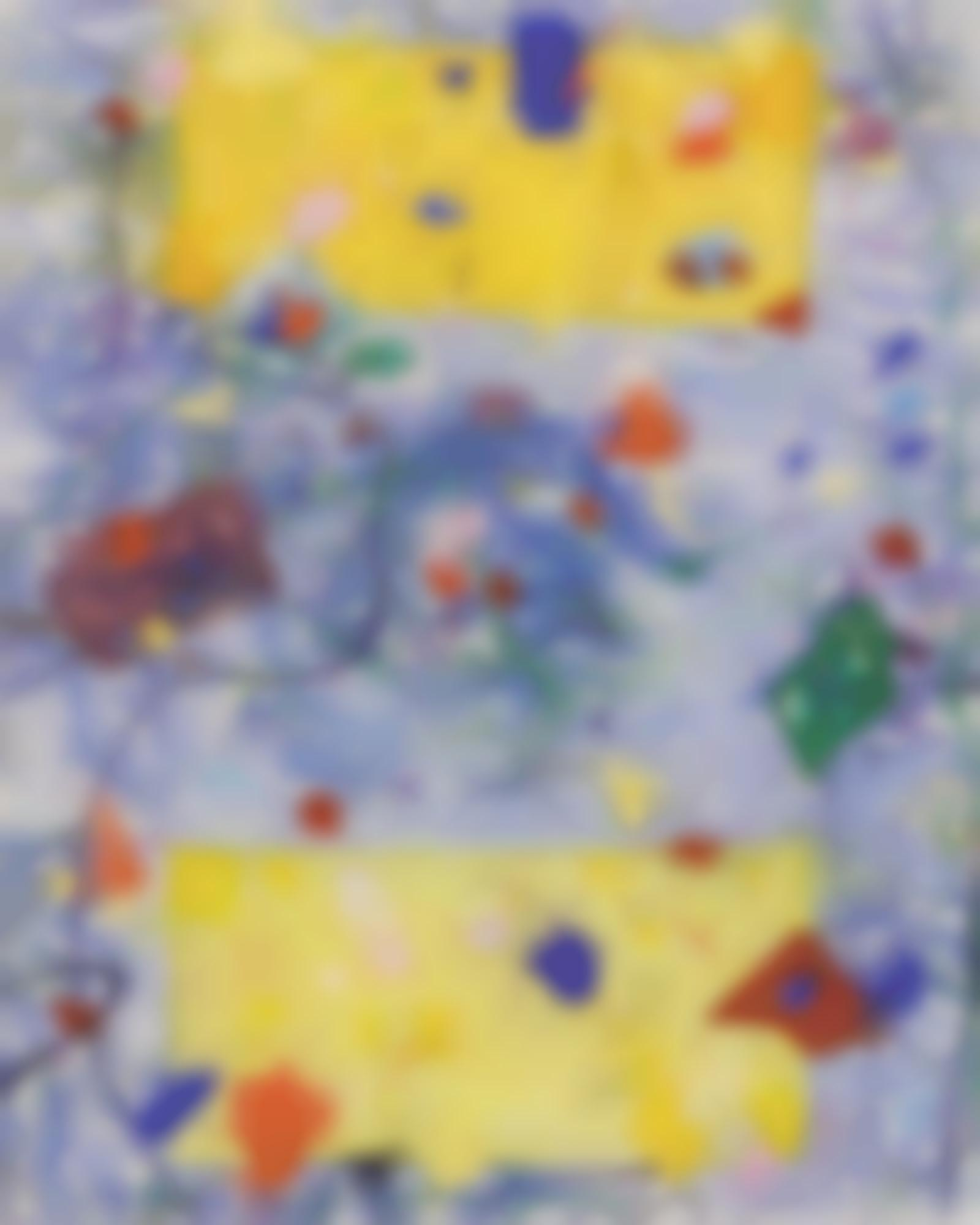 Sam Francis-Untitled [Exp-Sf-57-#7]-1982