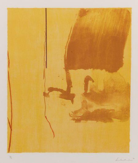 Helen Frankenthaler-Harvest (H. 54)-1976