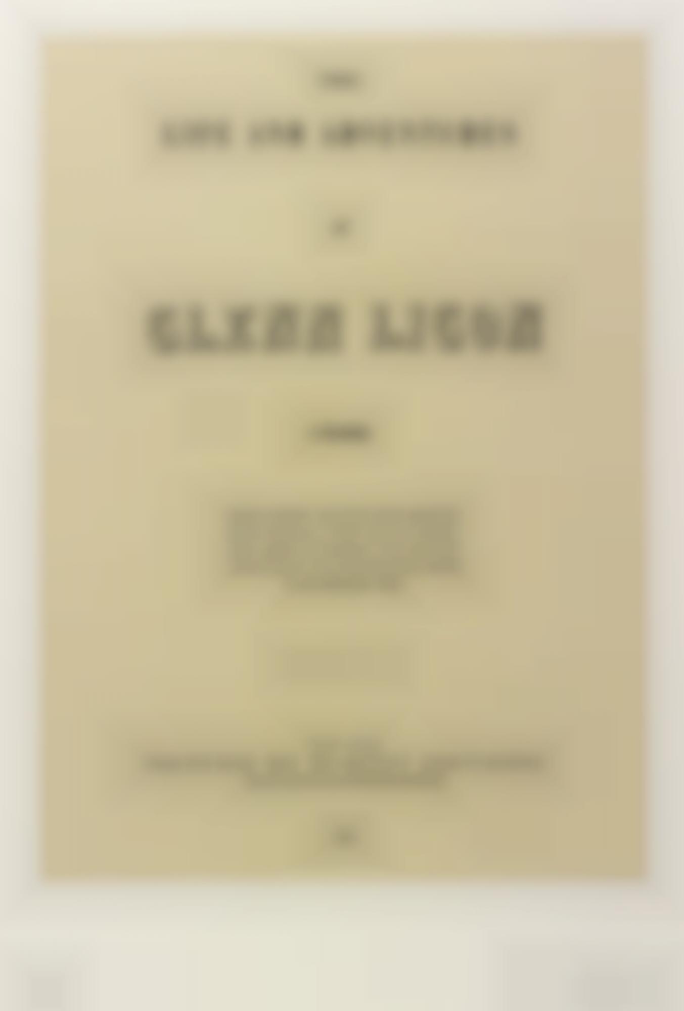 Glenn Ligon-Narratives-1993