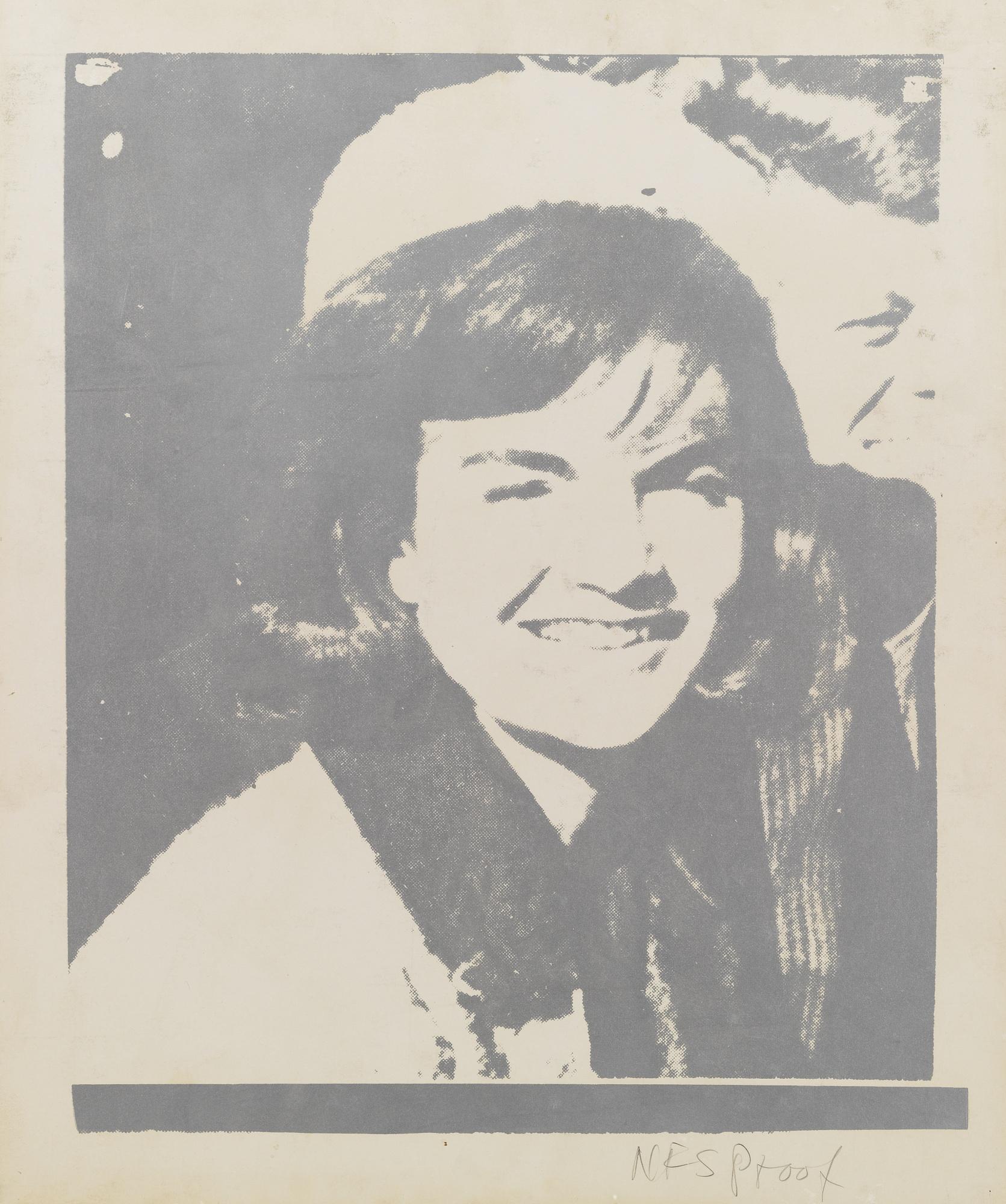 Andy Warhol-Jacqueline Kennedy I (Jackie I) (F. & S. II.13)-1966