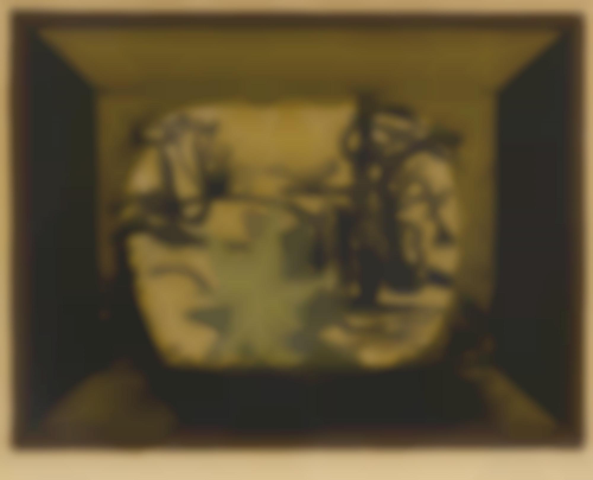 Georges Braque-Le Char IIi (Char Verni) (V. 98)-1955