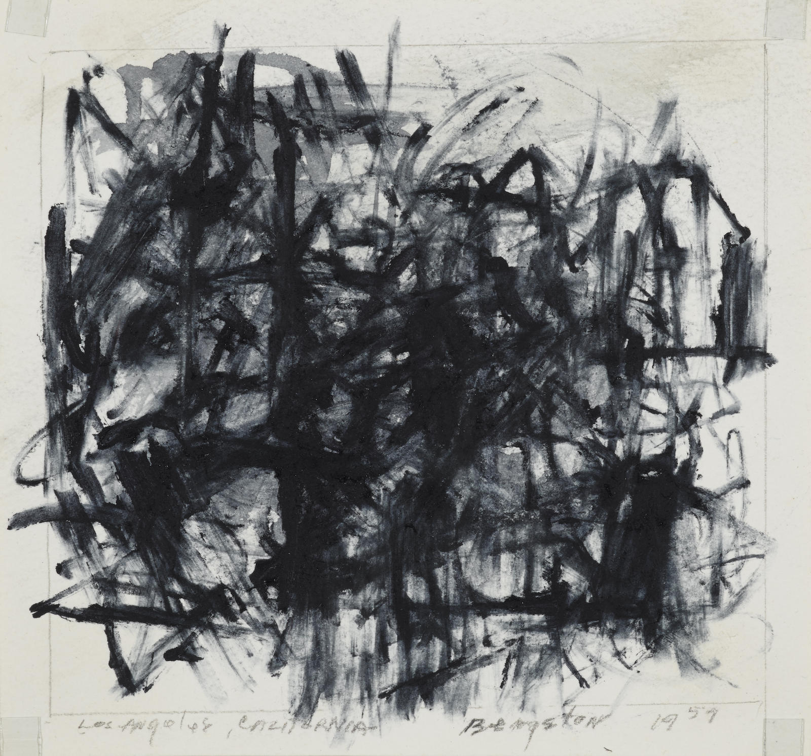 Billy Al Bengston-Untitled-1959