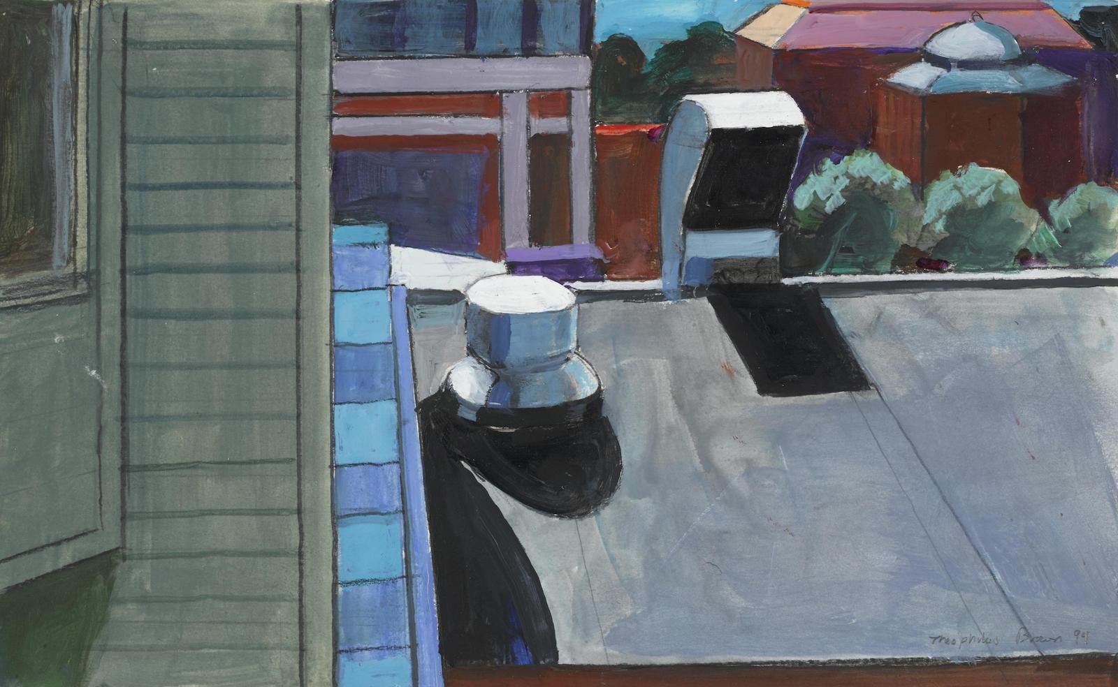 William Theophilus Brown-Untitled-1994