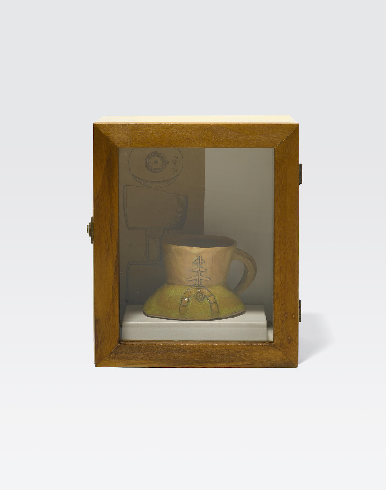 Ken Price-Industrial Cup Box-1960
