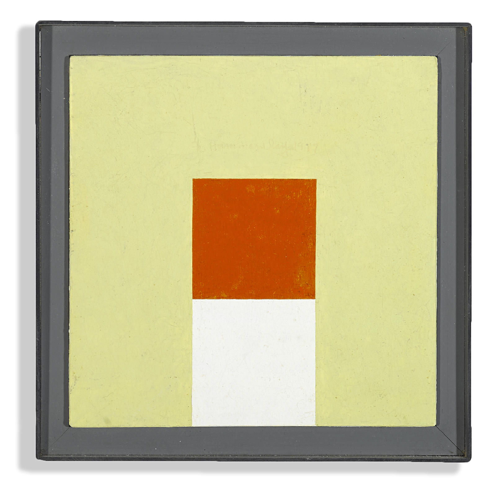 Frederick Hammersley-Mustard Seed #4-1977