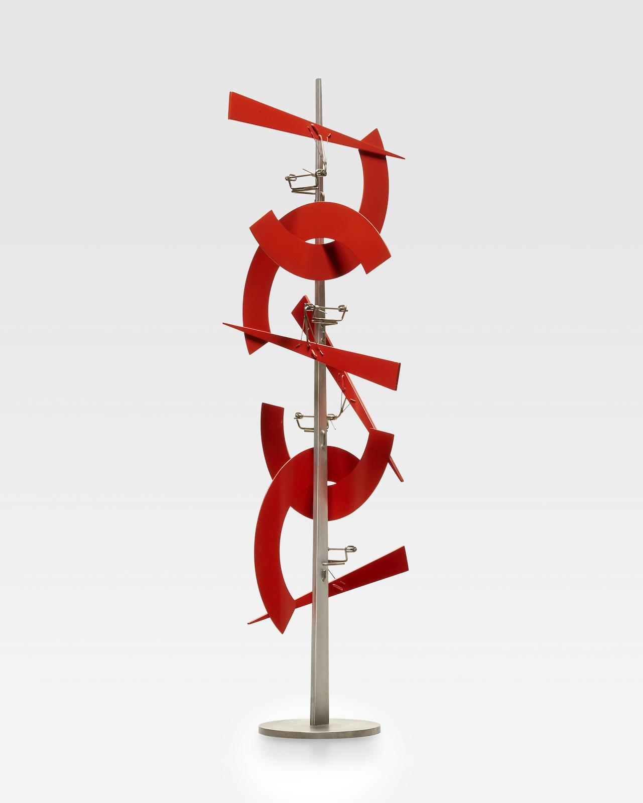 Jerome Kirk-Kinetic Sculpture-1976