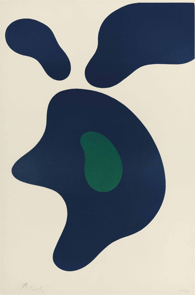 Jean Arp-Constellation-1951