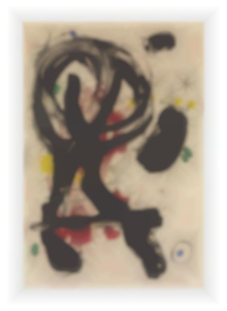 Joan Miro-Le Vendanguer-1964