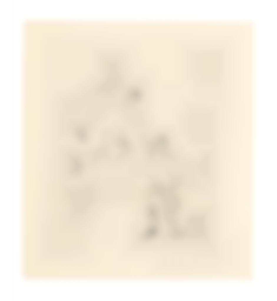 Marc Chagall-Der Spaziergang II-1922