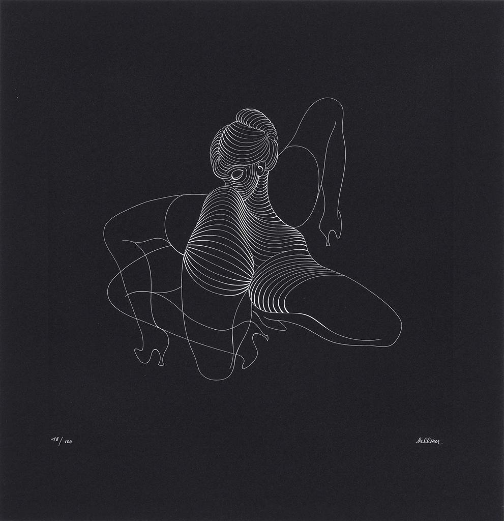 Hans Bellmer-Cephalopode double-1965