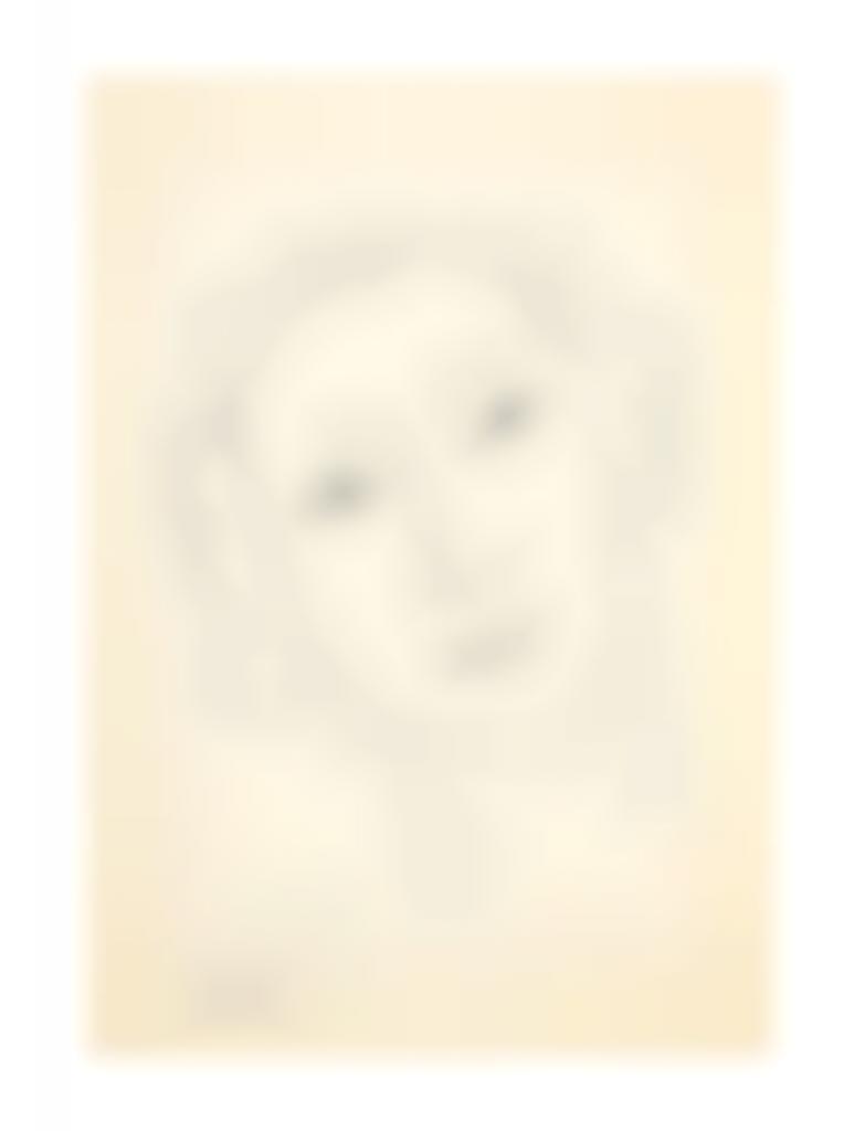 Henri Matisse-Marguerite III-1945