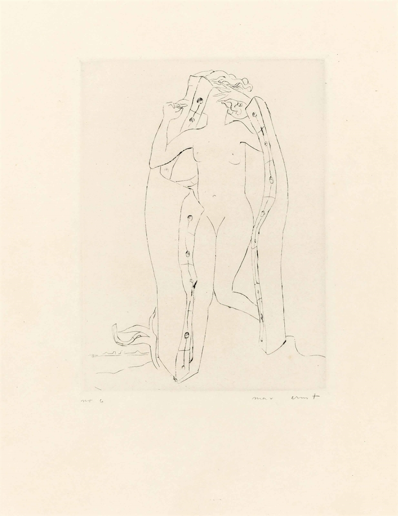 Max Ernst-Pays sage I-
