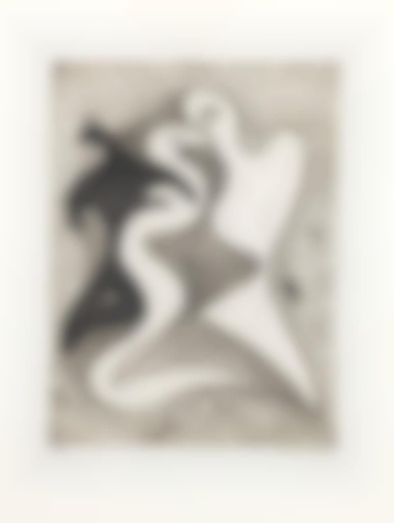 Max Ernst-Correspondances dangereuses, from Brunidor Portfolio No. 1-1947