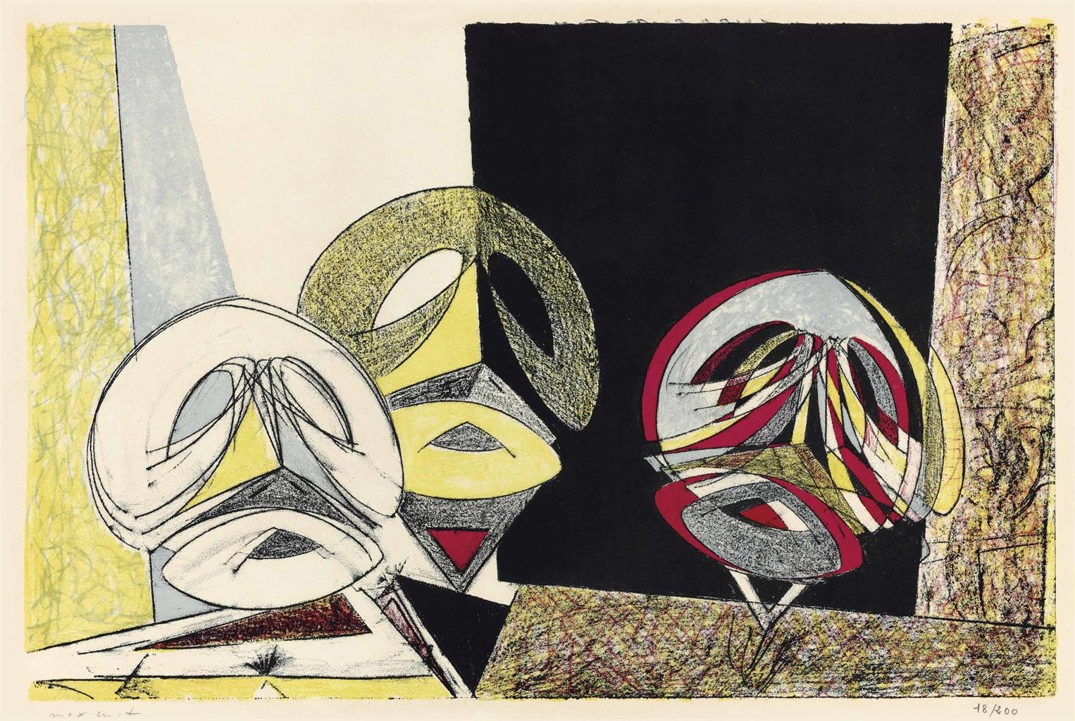Max Ernst-Masques-1950