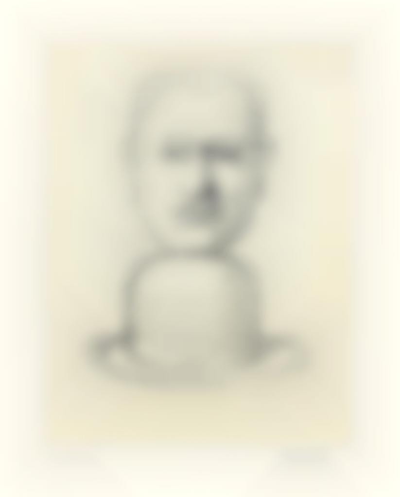 Rene Magritte-After Rene Magritte - Untitled-1968