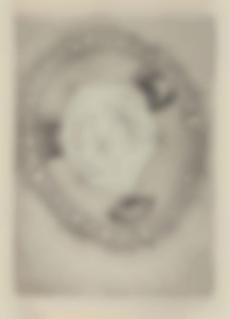 Victor Brauner-Untitled, from Robert Ruis Frappe de l'echo-1940