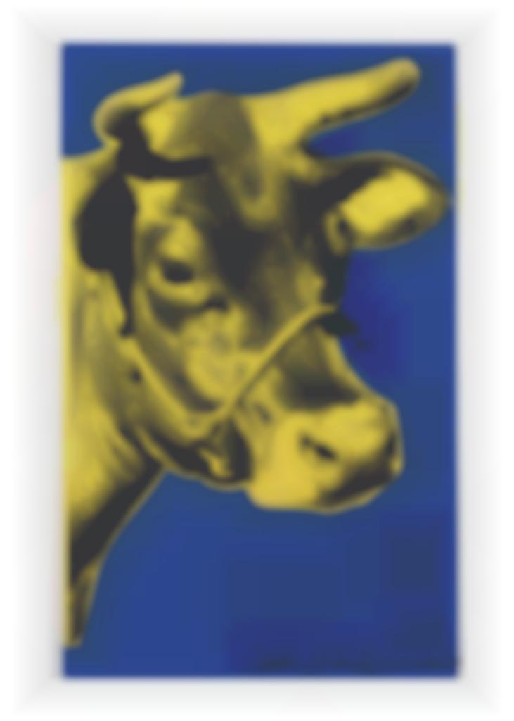 Andy Warhol-Cow-1971