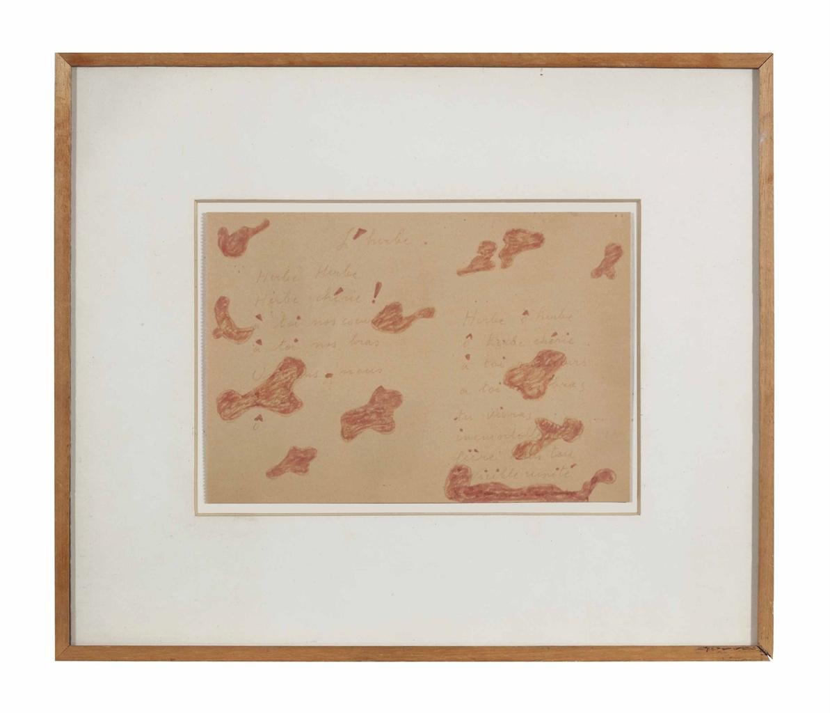 Marcel Broodthaers-L'Herbe (Grass)-1969