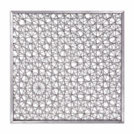 Francois Morellet-4 Trames de grillage 0° - 22.5° - 45° - 67.5° (4 Wire Frameworks 0° - 22.5° - 45° - 67.5°)-1965