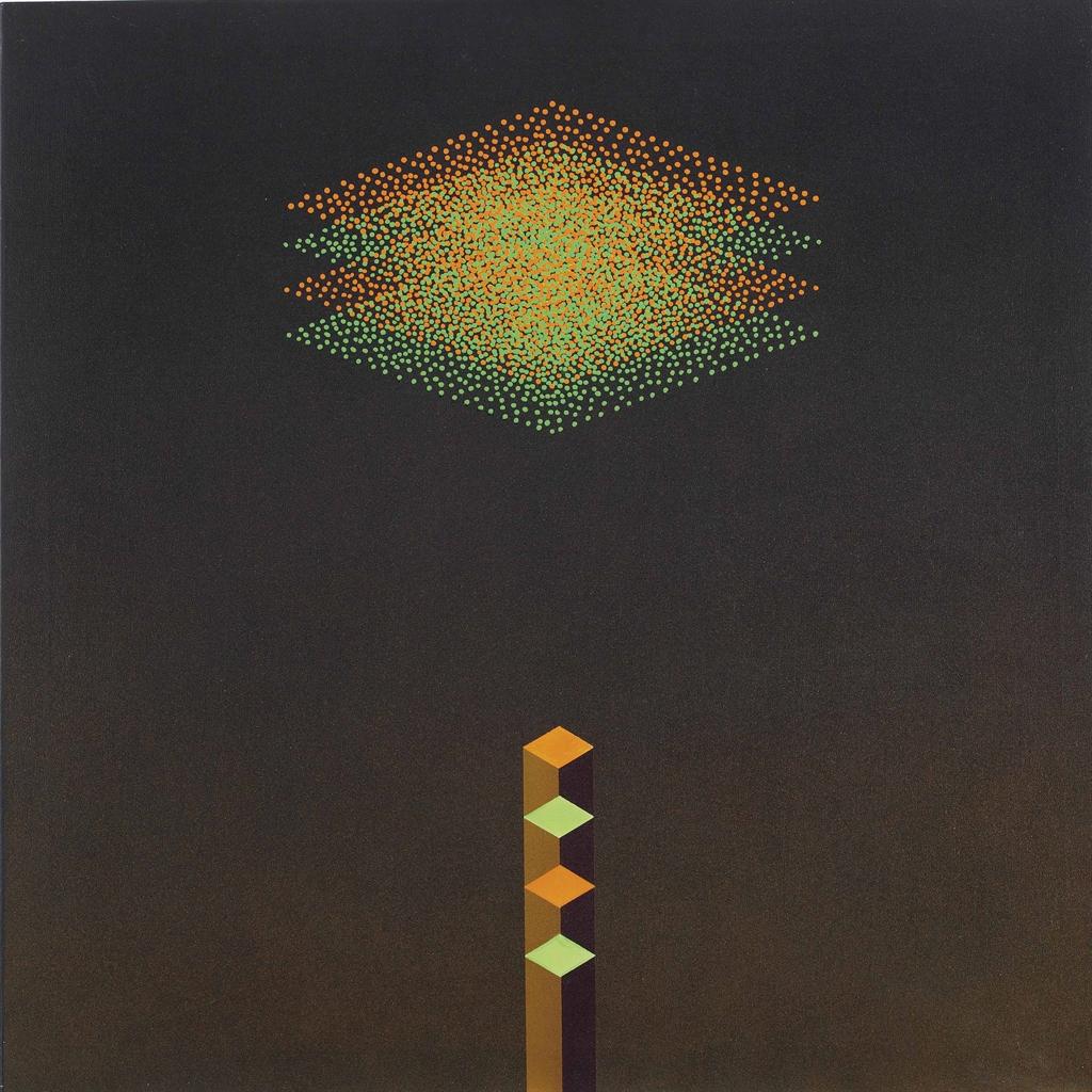 Julio Le Parc-Alchimie (Alchemy)-1997