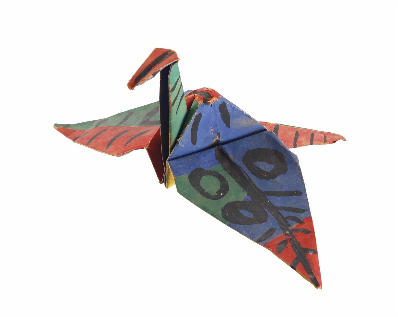 Karel Appel-Vogeltje (Little Bird)-1950