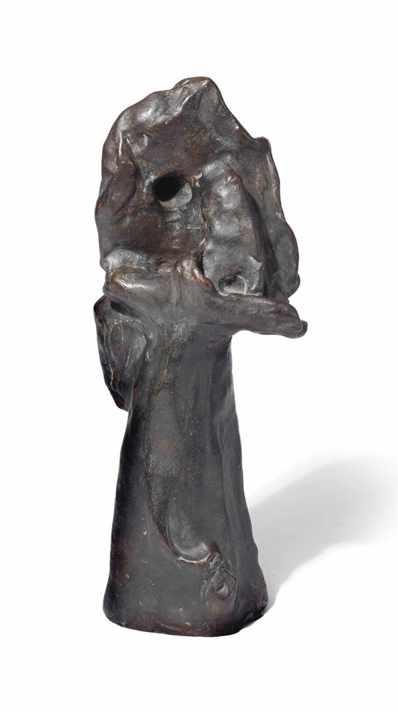 Asger Jorn-Wavering Woman (Donna Titubante)-1972