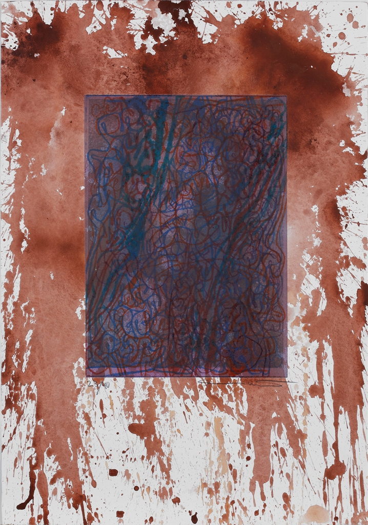 Hermann Nitsch-Das 6-Tage-Spiel in Prinzendorf, 1998 (The 6 Day Game in Prinzendorf, 1998)-1998