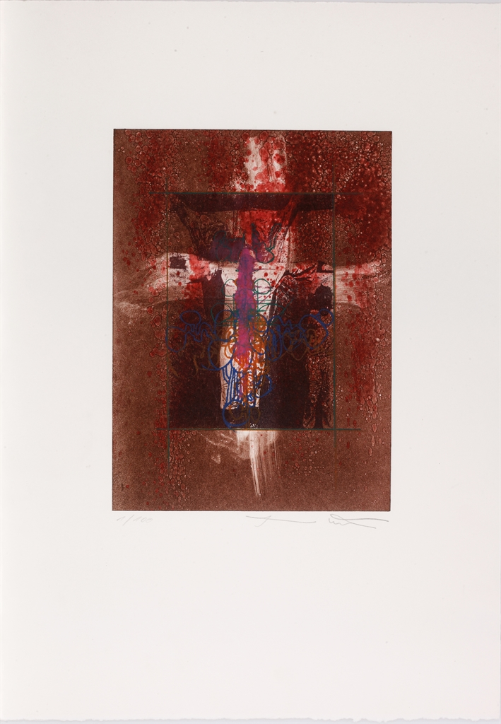 Hermann Nitsch-Untitled-