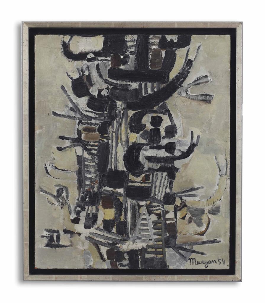 Maryan-Composition-1954