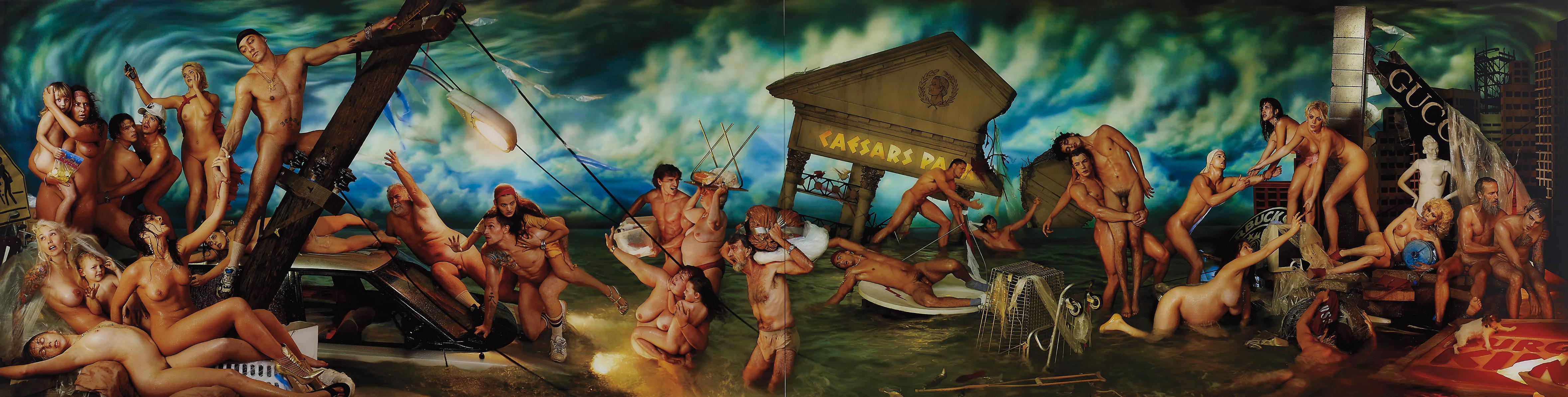 David LaChapelle-Deluge-2006