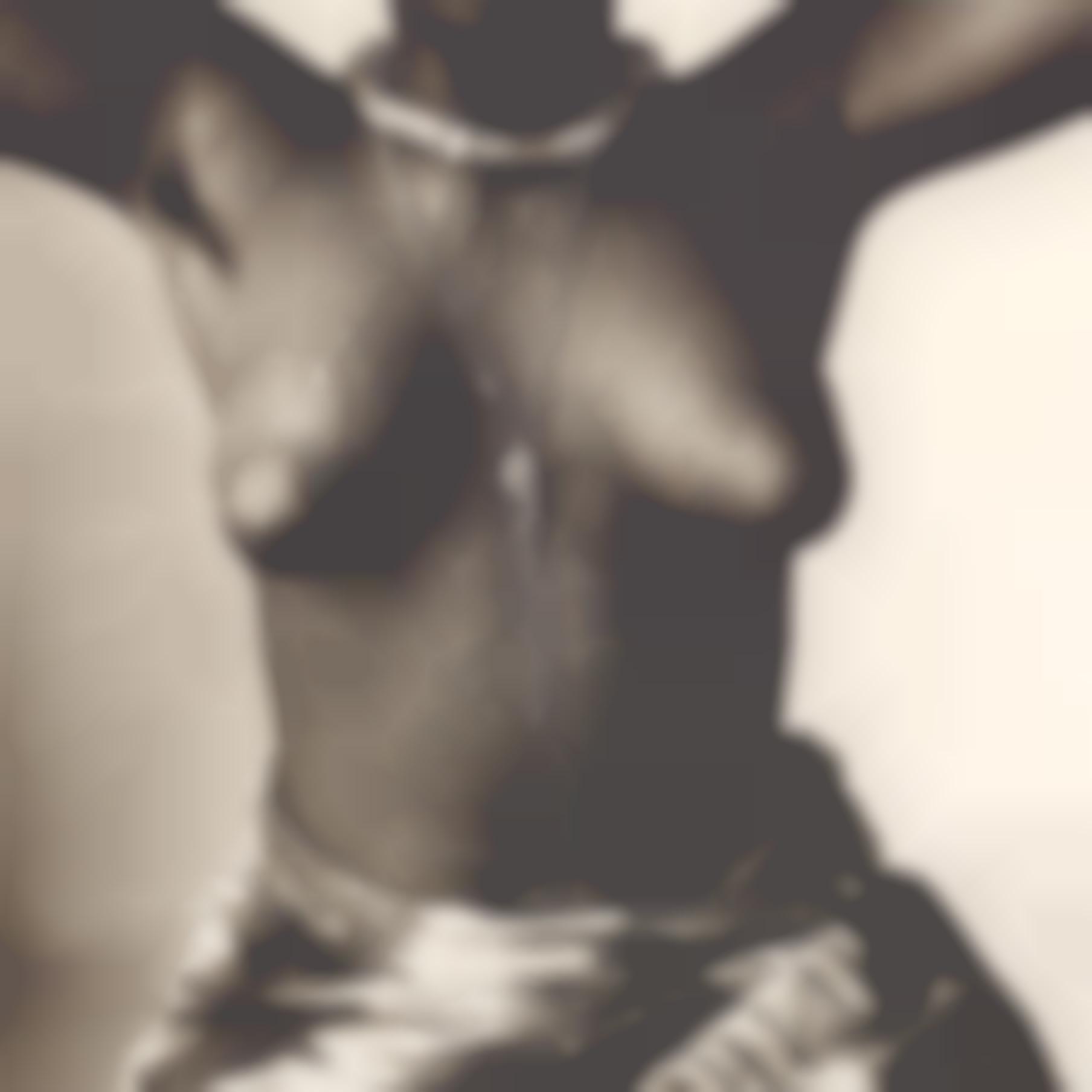Irving Penn-Scarred Dahomey Girl, Cameroon-1967