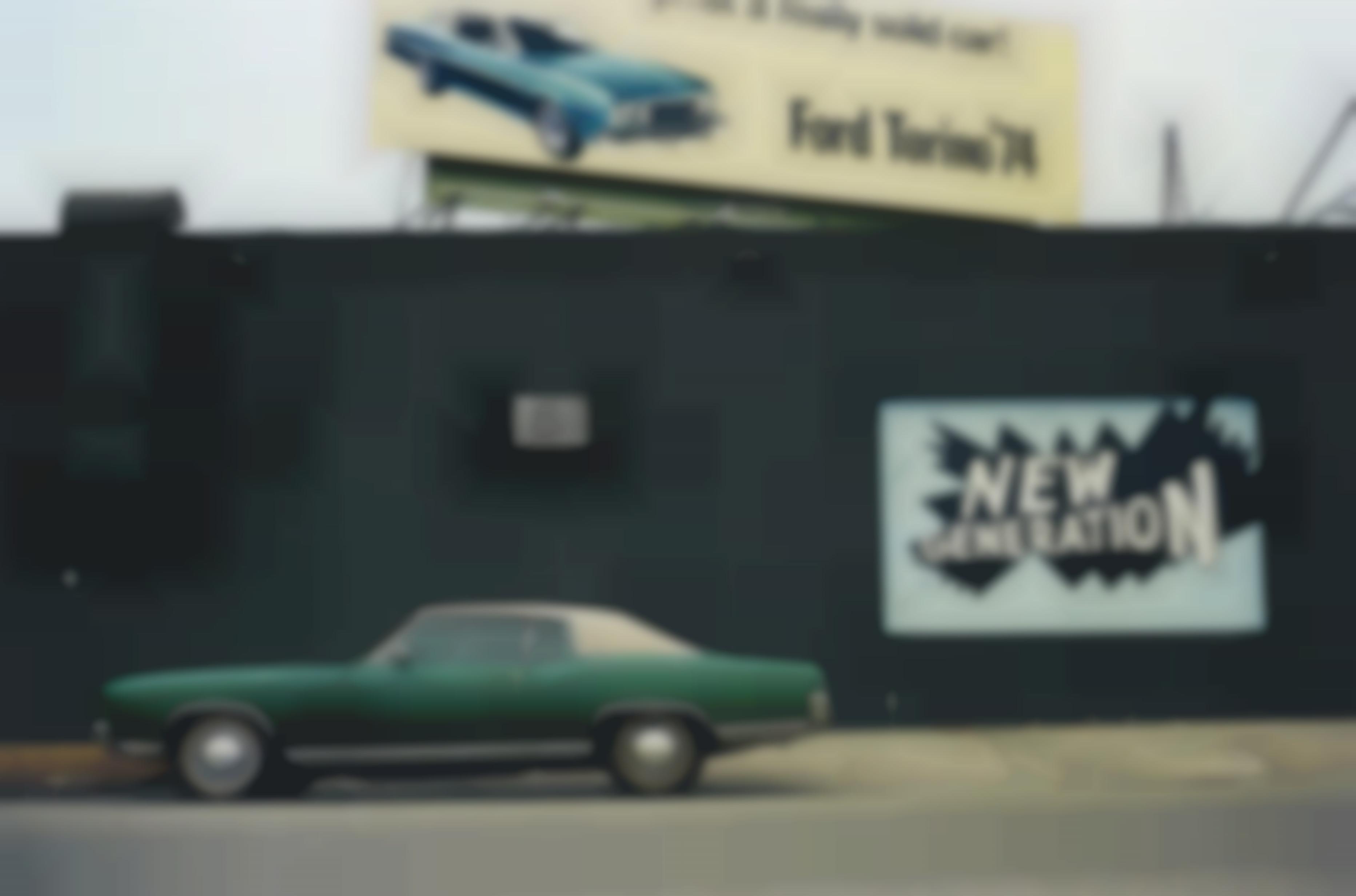 William Eggleston-Untitled-1974