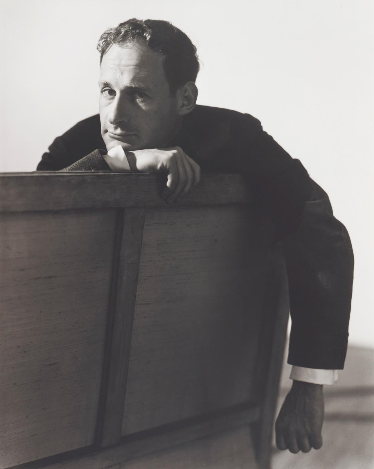 Horst P. Horst-Irving Penn, N.Y.-1951