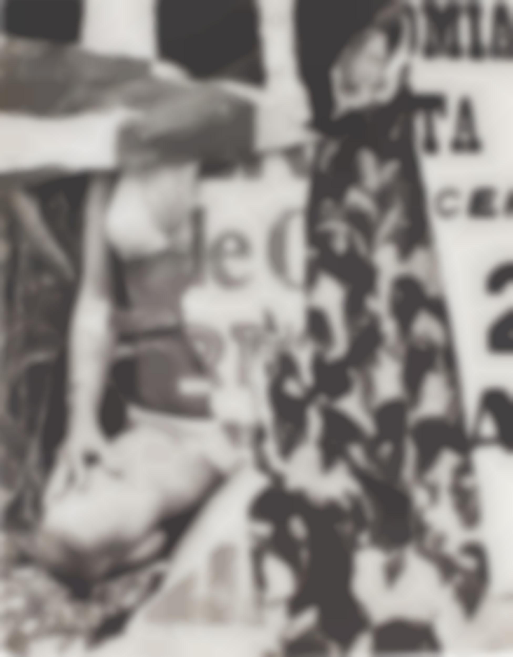 Sergio Trujillo-Untitled From Muros Colombianos-1979