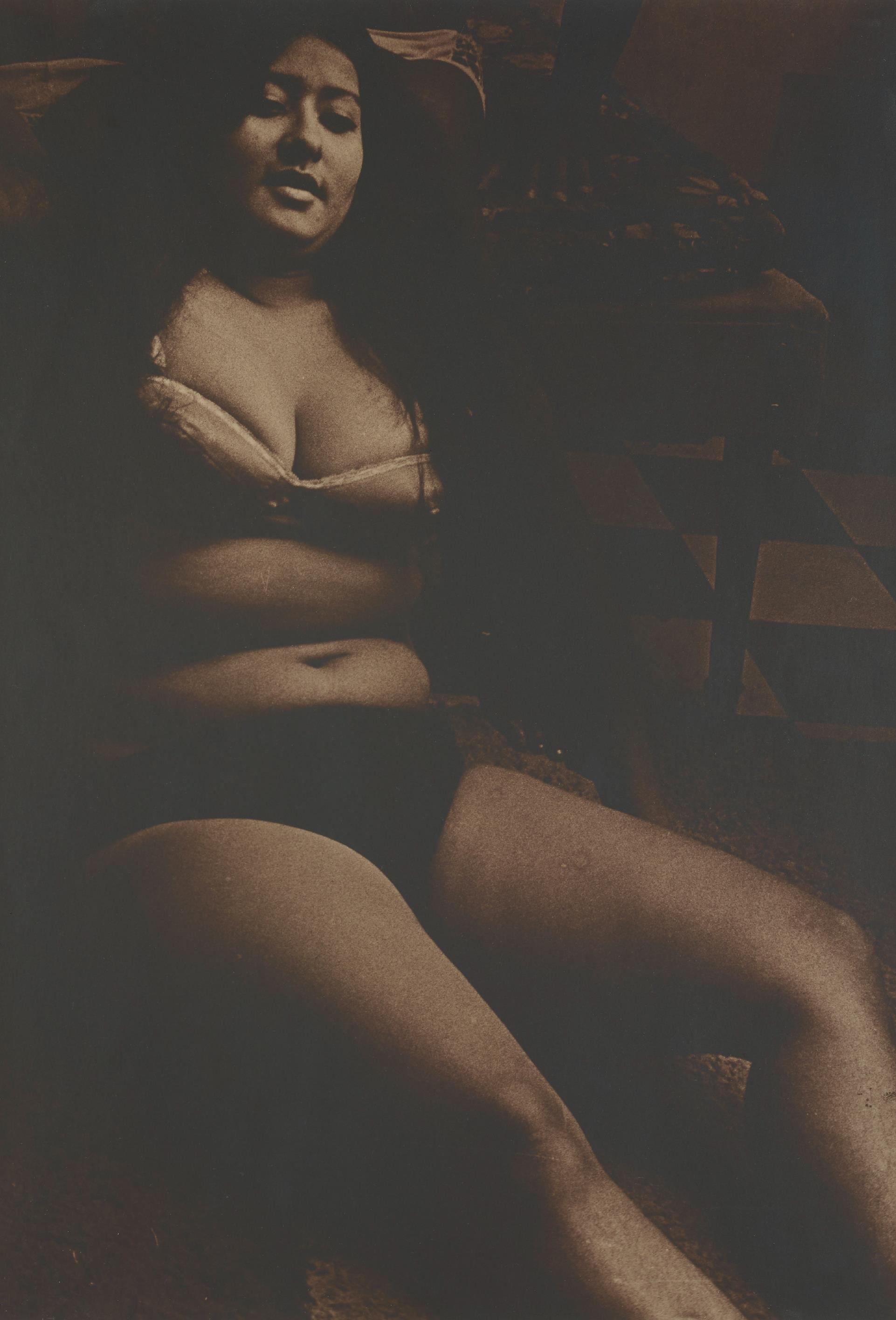 Fernell Franco-Untitled From Prostitutas-1972