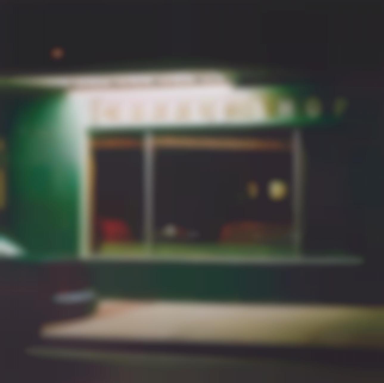 Jeff Brouws-Front Street, Battle Mountain, Nevada-1993