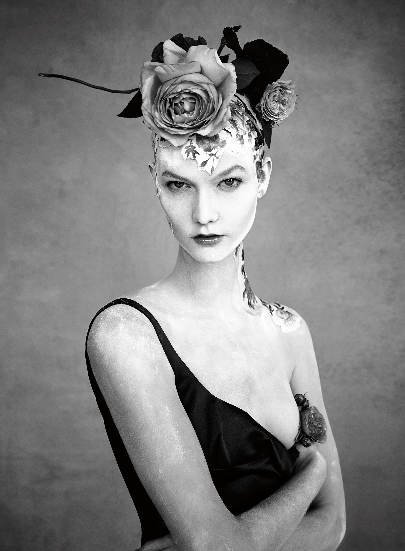 Patrick Demarchelier-Karlie Kloss, New York-2014