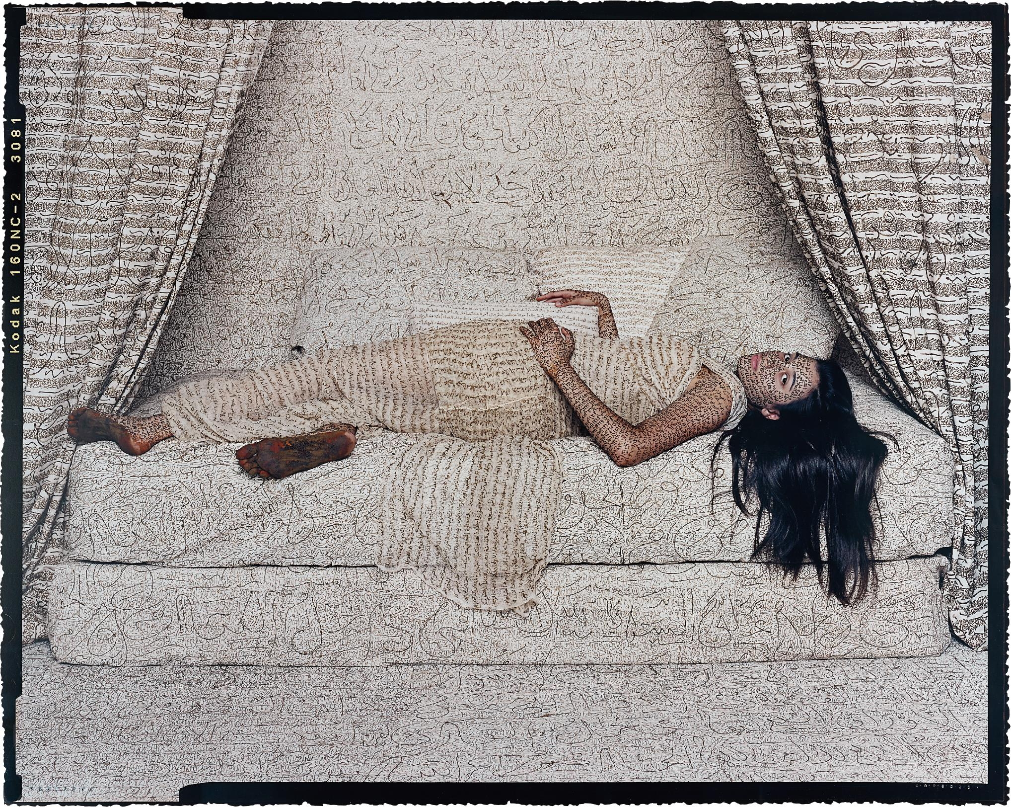 Lalla Essaydi-Les Femmes Du Maroc: Harem Beauty #2-2008