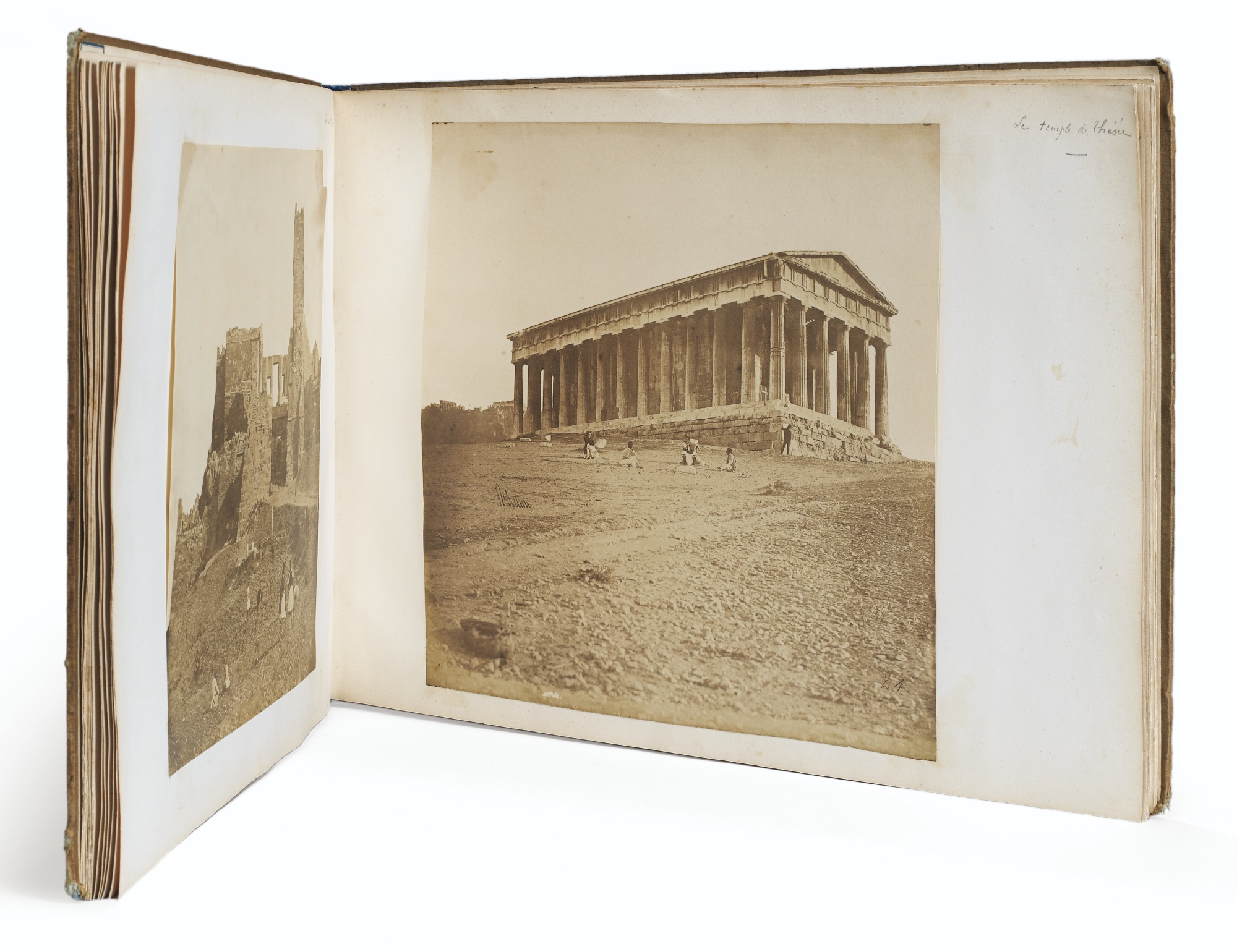James Robertson-Vues De Malte Et De Grece Vers-1853