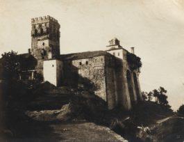 Emile Charles Labbe-Ernest de Caranza-CavalaCouvents De Pantocrator Et Stavronikita-1853