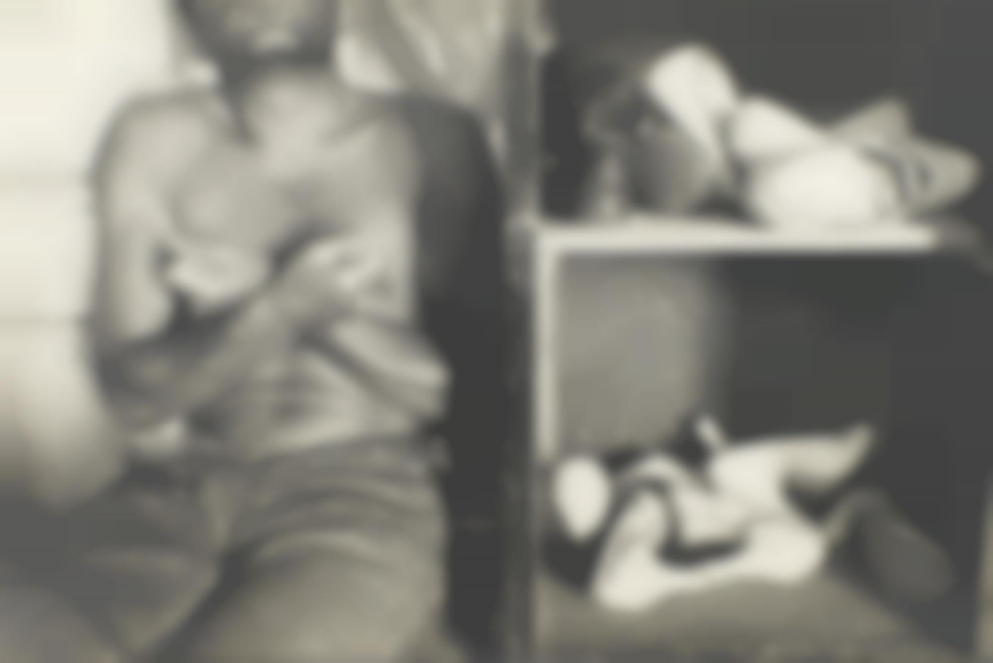 Henri Cartier-Bresson-Natcho Aguirre Santa Clara Mexique-1934