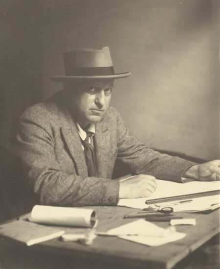 Man Ray-Andre Derain 29 Mai-1927