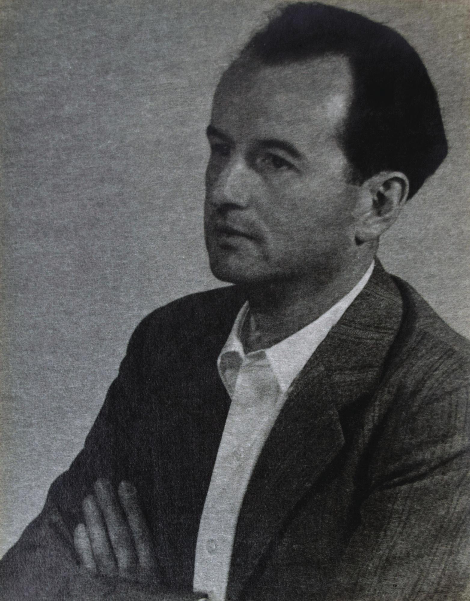 Man Ray-Wolfgang Paalen' Vers-1945