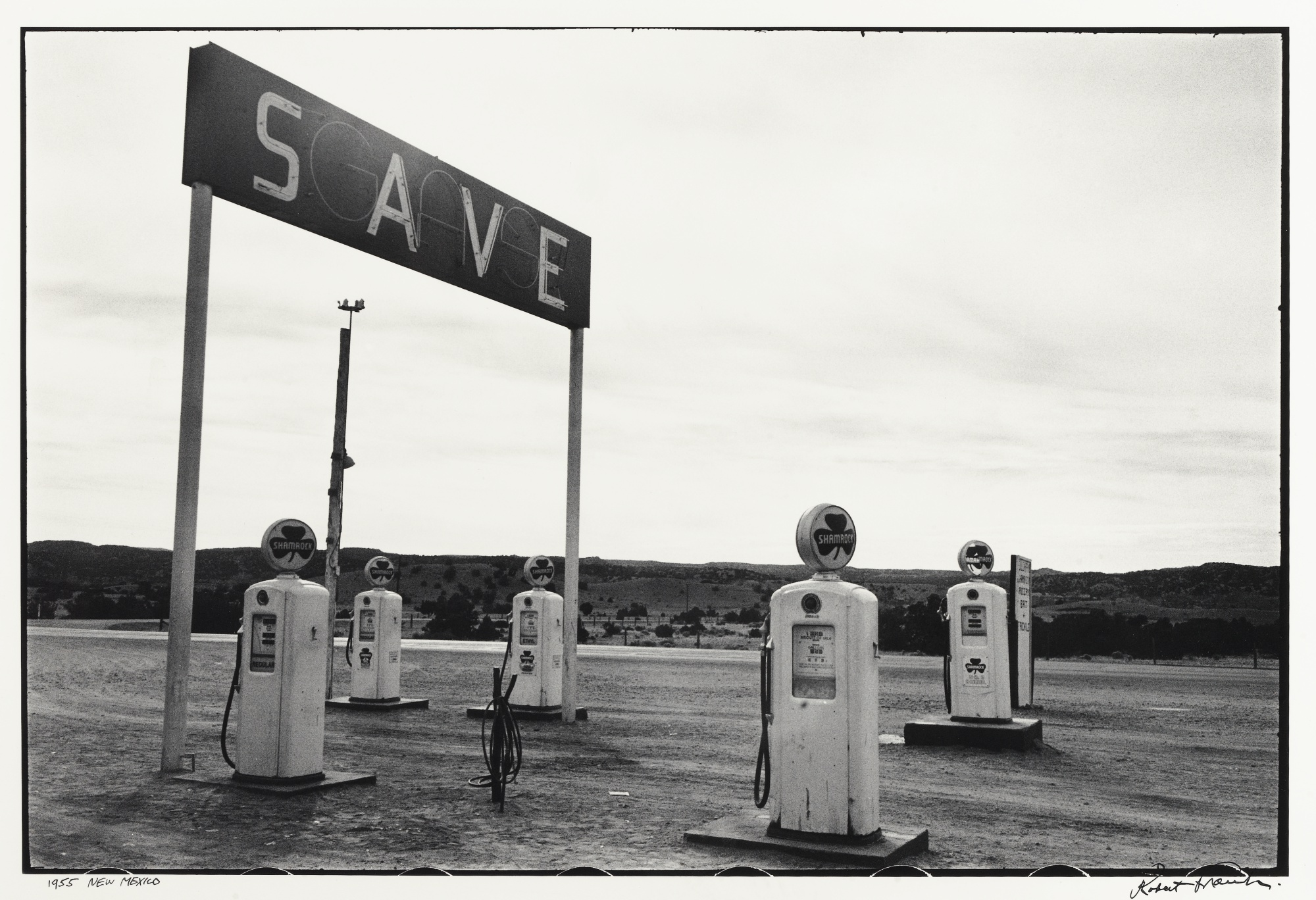 Robert Frank-New Mexico-1955