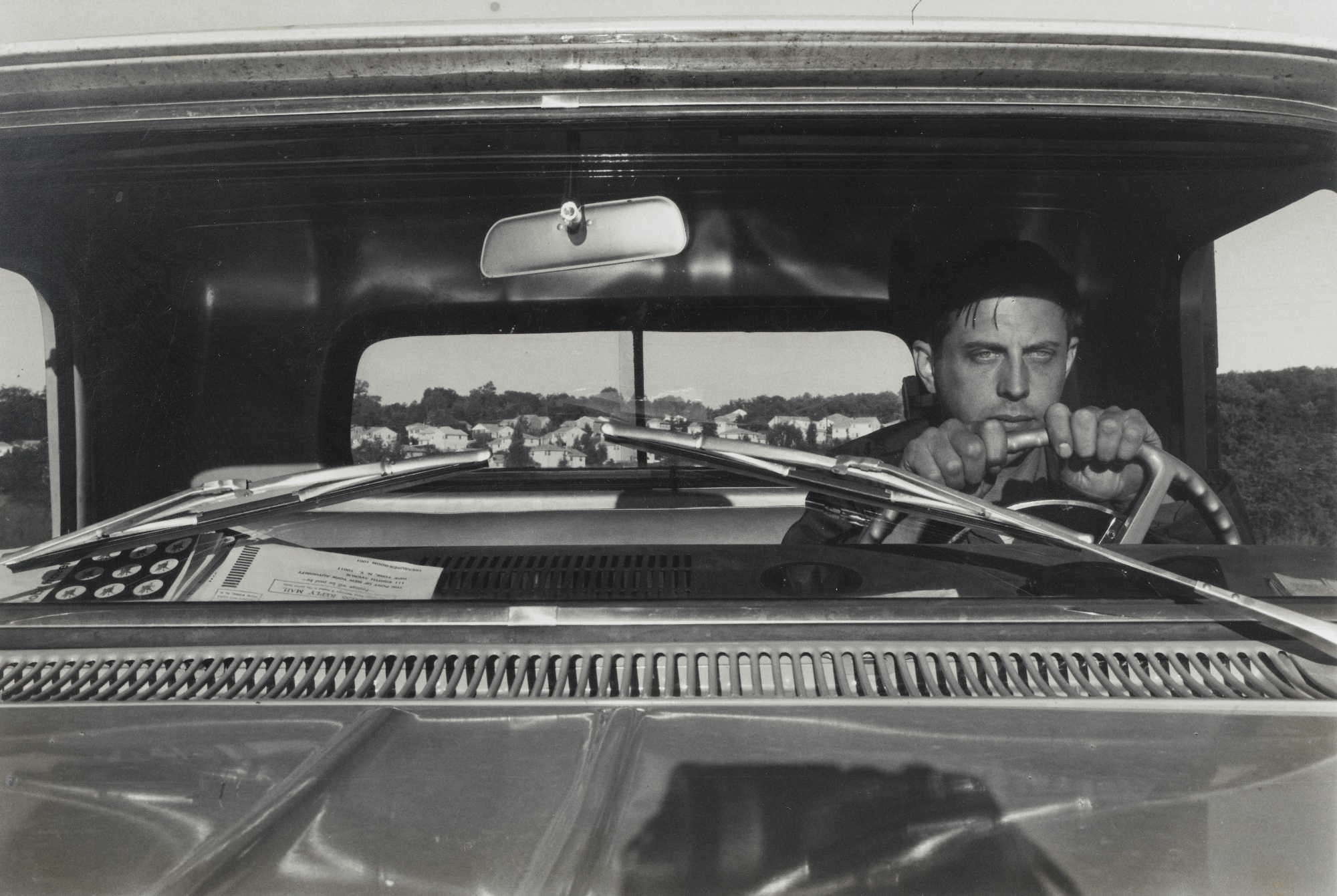 Lee Friedlander-Haverstraw' New York-1966
