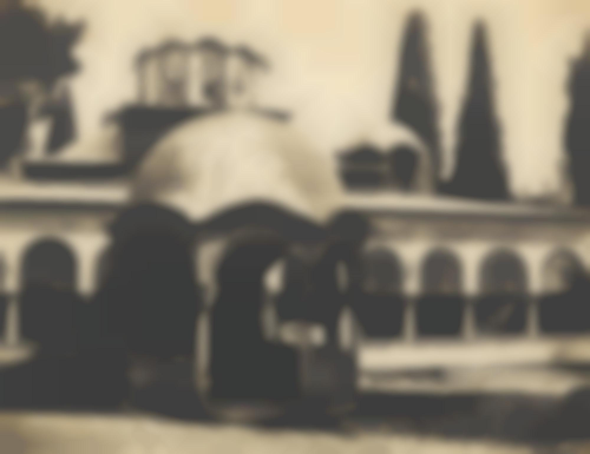 Emile Charles Labbe-Ernest de Caranza-Couvents De PhiloteoLavra St Paul Et Skite De Ste Anne St-Gregoire Simono Petra Mont Athos -1853