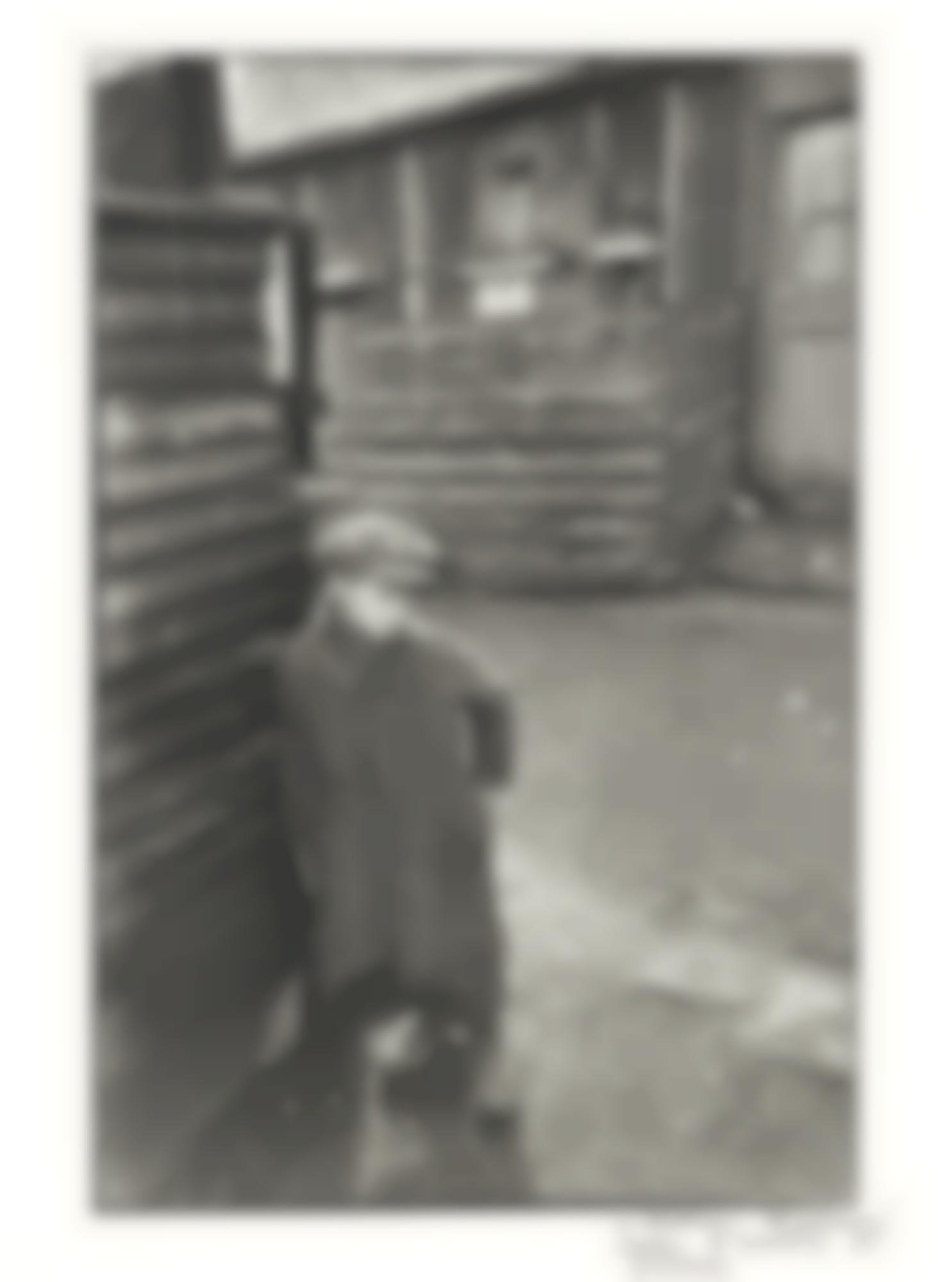 Henri Cartier-Bresson-Paris 20E Arrondissement-1937
